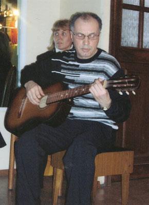 Владимир Викторович на празднике ателье в 2007 году