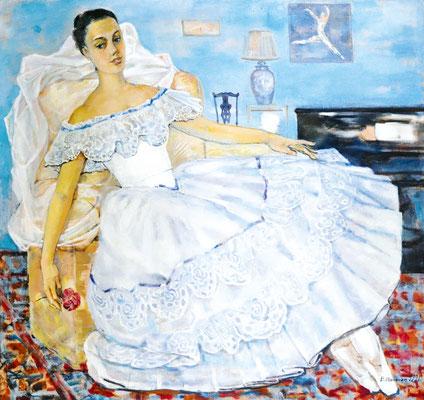 «Балерина» (Наталья Строци) 1991 г.