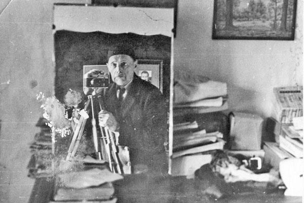 Валентин Сильвиевич Данини любил заниматься фотографией