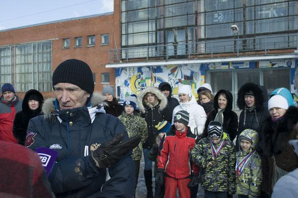 Александр Васильевич Киришов, старший тренер СанктПетербурга, заслуженный тренер России — на стороне детей и родителей