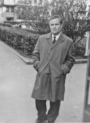 Сергей Погореловский в 1960-е годы