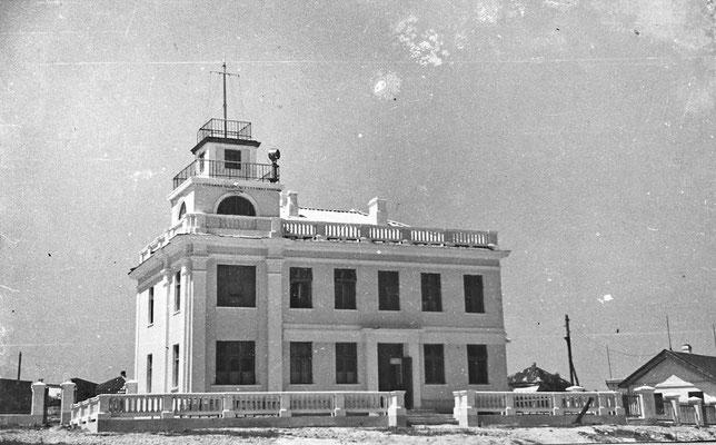 Городская метеостанция (не сохранилась). Новороссийск. 1950-е годы