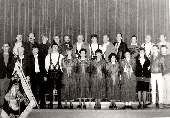 Vereinsführung 1995