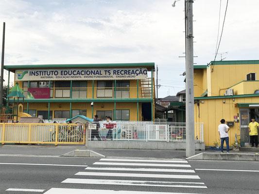 Visita à Escola TS.