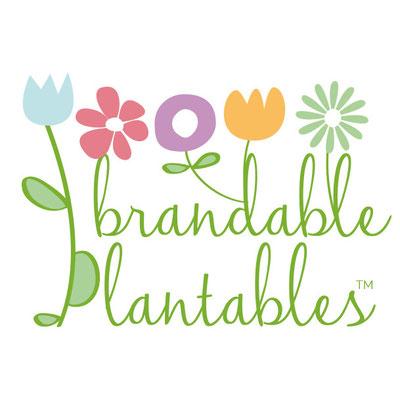 Logotipo para Brandable Plantables. Nashville, Tennessee, USA.