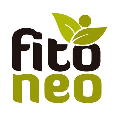 Fitoneo, logotipo para marca dirigida a la fitoterapia en herboristerías.
