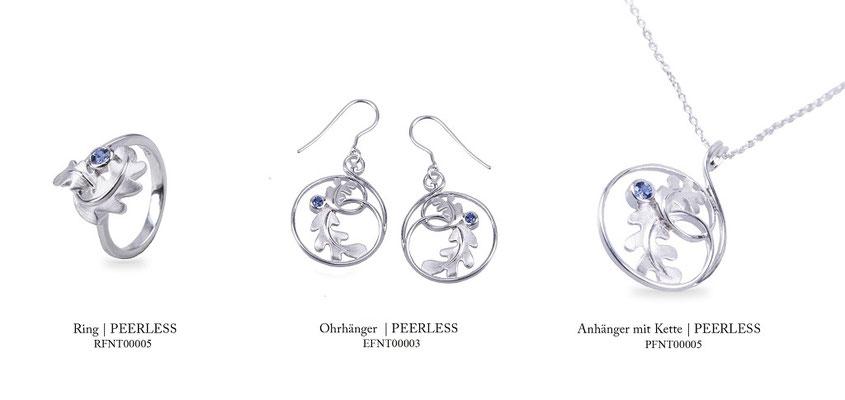 Serie - PEERLEES (Silber)