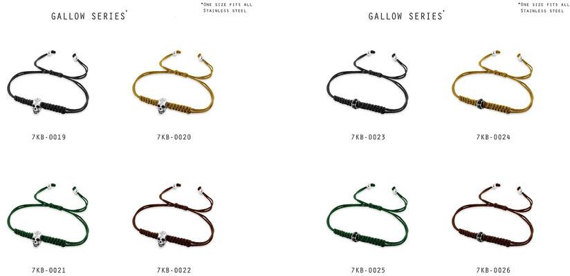 KALIBER - Gallow Series (Baumwollzugband)