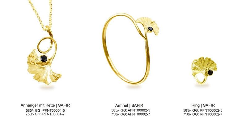 Serie - SAFIR (Gold)