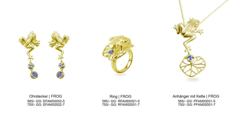 Serie - FROG (Gold)