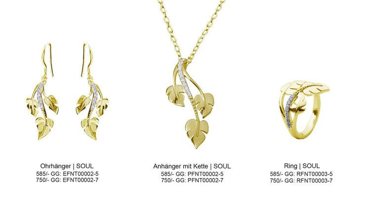 Serie - SOUL (Gold)