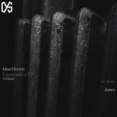 Miss Electric - Egomantica EP