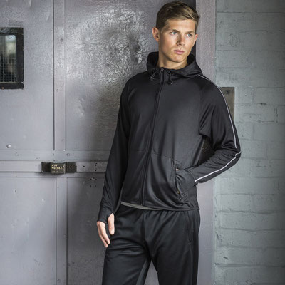 Men's Active Sports Running Hoodies
