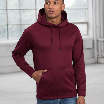Sports Polyester Hoodies (no zip)