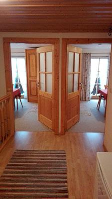 Estermannhof Anger - Gästezimmer Nr. 3 und 4