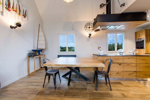 Photographe spécialisé dans les domaines de l' architecture et l'immobilier Guérande La baule, Bassin Nazairien