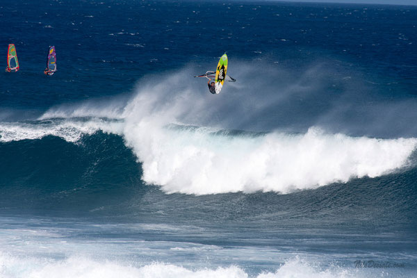 Marcilio Brown PWA Wave world champion