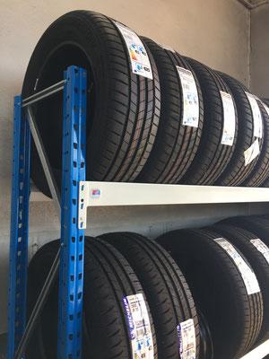 Rayonnage pneu garage Epsivol