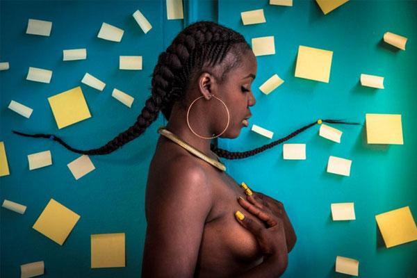 Portrait mis en scène - Séance portrait / Staged Photo - Woman Photo Session