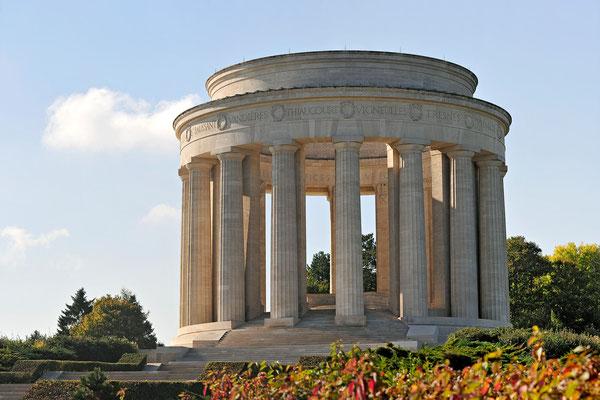 Mémorial Américain de la butte de Montsec