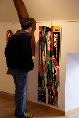 Emmenez les jeunes dans les expositions