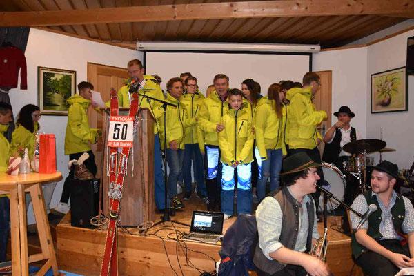 Neues Outfit Skiteam SV DJK Heufeld 2020
