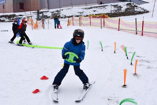 Skikurs für Kinder SV DJK Heufeld Skiteam