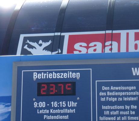 Akiausflug des Skiteam Heufeld nach Saalbach Hinterglemm