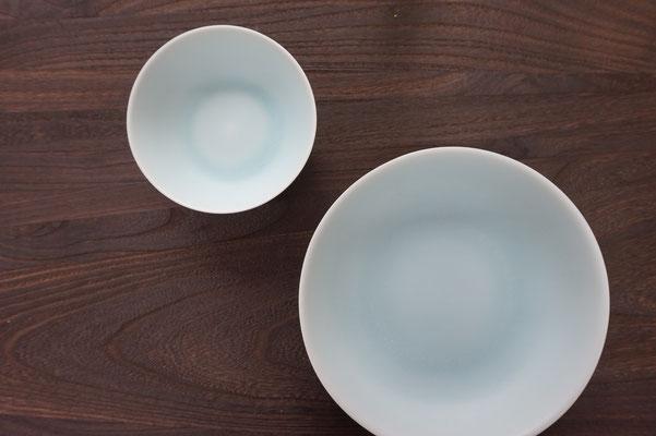氷青磁鉢類