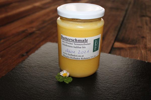 Unser Butterschmalz