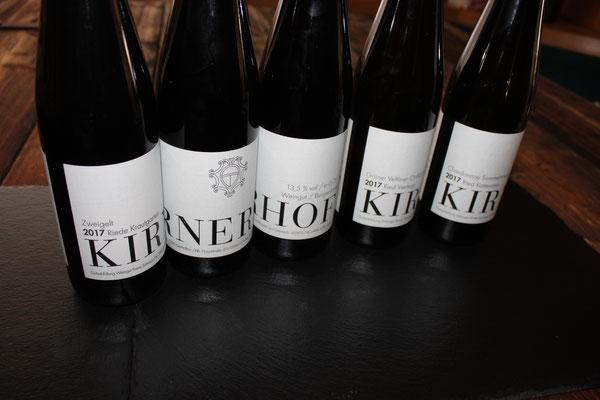 Unsere geheime Weinempfehlung vom Krichnerhof aus dem schönen Burgenland