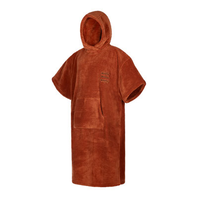 Mystic Teddy Poncho Rusty Red 2021