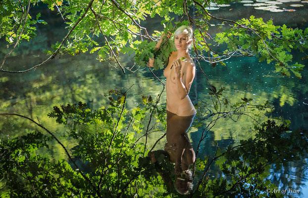 L'étang magique # 01
