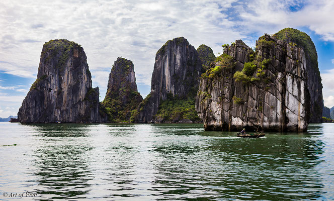 Ha Long Bay # 07