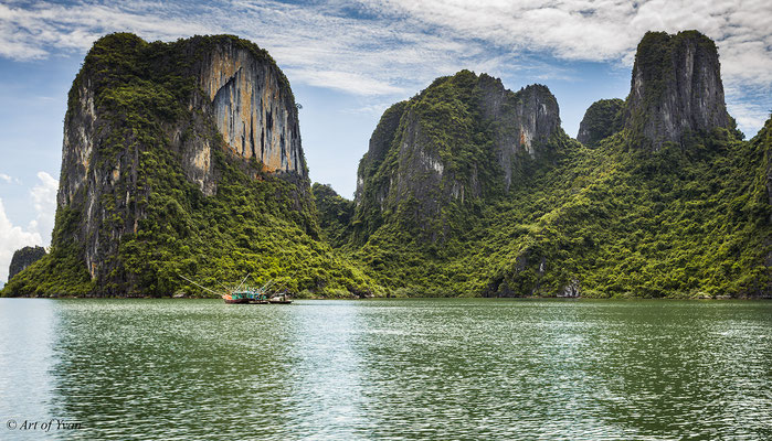Ha Long Bay # 13