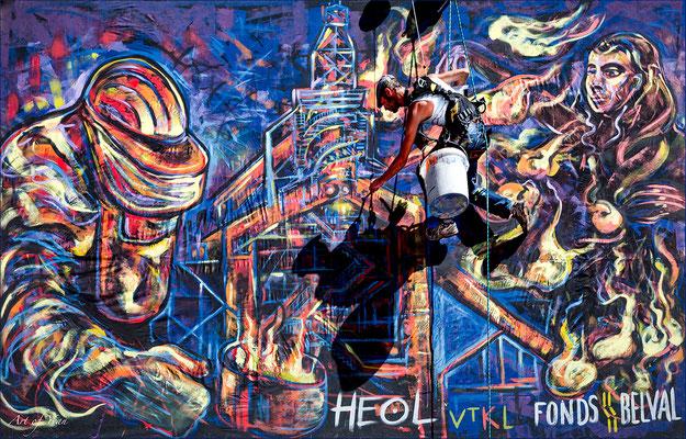 HEOL-BELVAL # 07/18