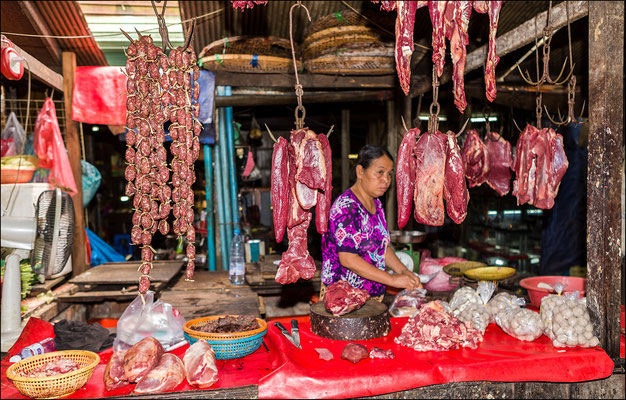 Phnom Penh Market # 01
