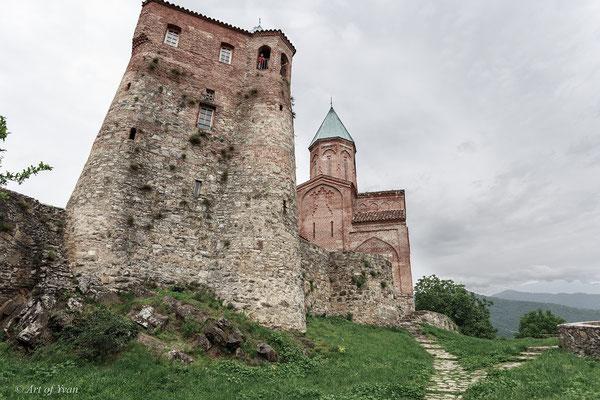 Gremi Castle and Church