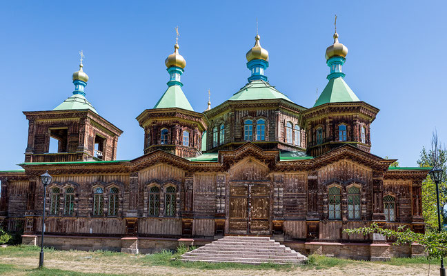 Karakol - Russian Orthodox Holy Cathedral # 03