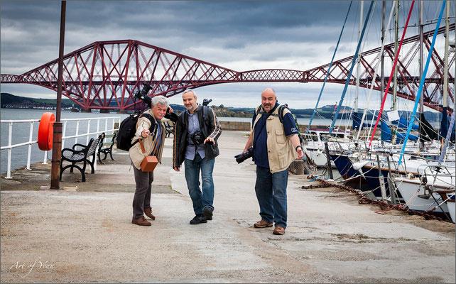 3/4 Scotland Explorer Team