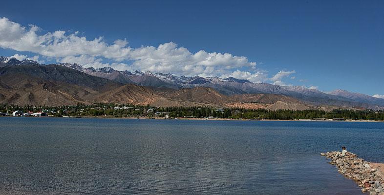 Issyk-Kul Lake - Tscholpon-Ata # 07