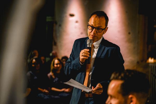 Hochzeit Pfarrer