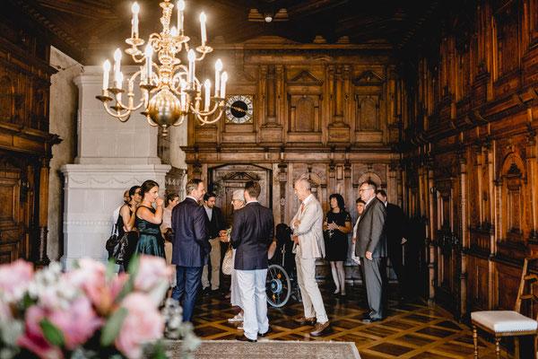 Hochzeit Rathaus Luzern
