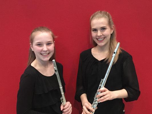 Philippa und Johanna Heupel