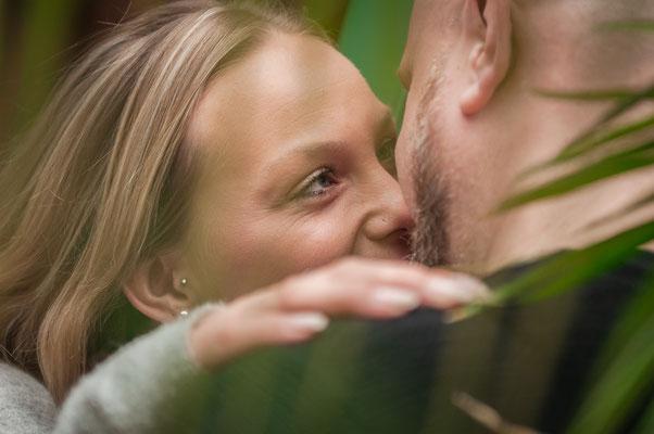 Liebevolles und romantisches Paarshooting