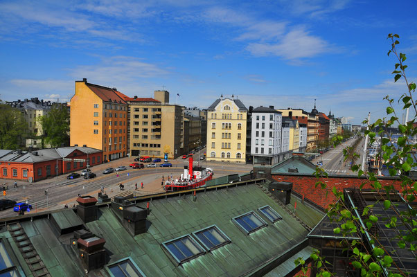 Die Stadt Helsinki