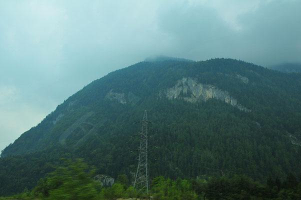 Berge von Österreich