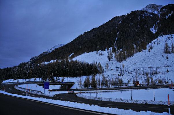 Österreichische Winterlandschaft