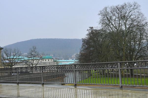 Brücke über Fränkische Saale