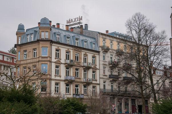 Hotel Maxim in Baden-Baden